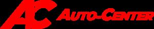AC Auto-Center logo punainen